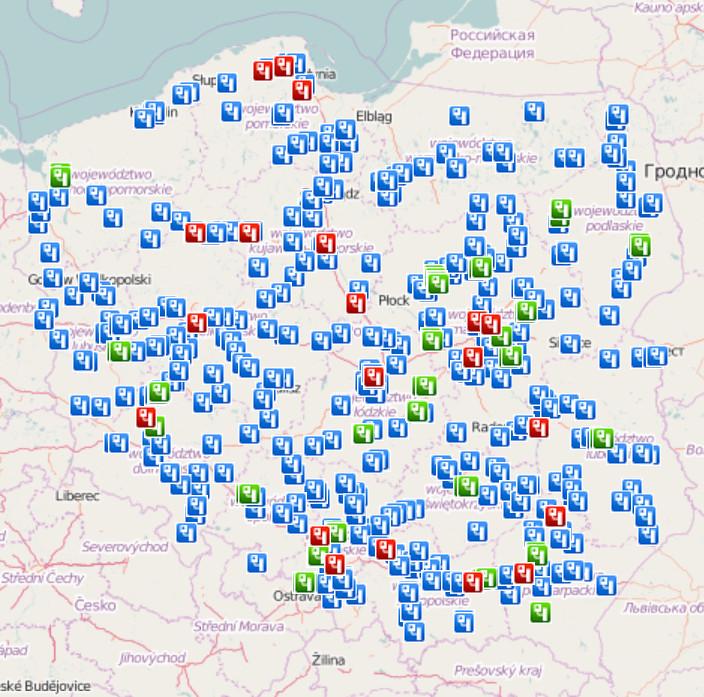 Anuluj Mandat Mapa Fotoradarow